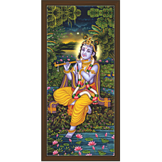 Radha Krishna Paintings (RK-2092)