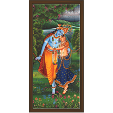Radha Krishna Paintings (RK-2093)