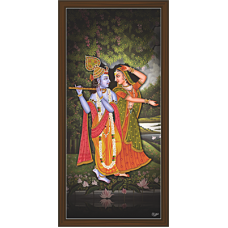 Radha Krishna Paintings (RK-2100)