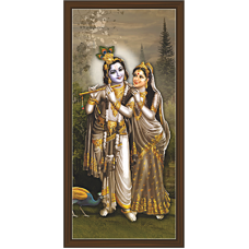 Radha Krishna Paintings (RK-2106)