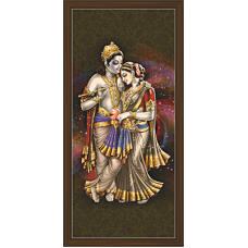 Radha Krishna Paintings (RK-2108)