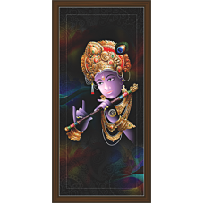 Radha Krishna Paintings (RK-2110)