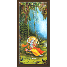 Radha Krishna Paintings (RK-2114)