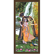 Radha Krishna Paintings (RK-2116)