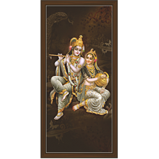 Radha Krishna Paintings (RK-2121)