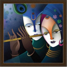 Radha Krishna Paintings (RK-2305)