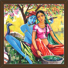 Rajasthani Paintings (RS-2641)