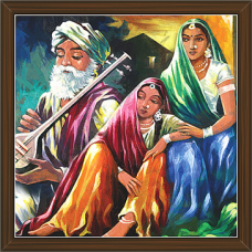 Rajasthani Paintings (RS-2642)