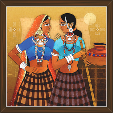 Rajasthani Paintings (RS-2643)