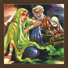 Rajasthani Paintings (RS-2647)