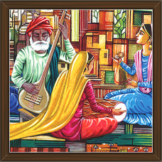 Rajasthani Paintings (RS-2649)