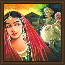 Rajasthani Paintings (RS-2652)
