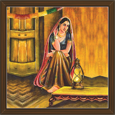 Rajasthani Paintings (RS-2656)