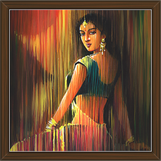 Rajasthani Paintings (RS-2659)