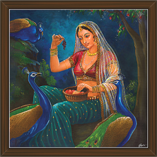 Rajasthani Paintings (RS-2660)
