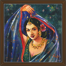 Rajasthani Paintings (RS-2667)