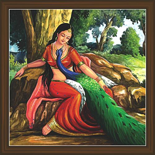 Rajasthani Paintings RS 2677