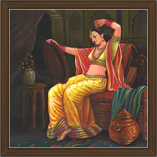 Rajasthani Paintings (RS-2678)