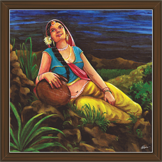 Rajasthani Paintings (RS-2685)