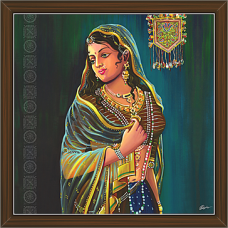 Rajasthani Paintings (RS-2686)