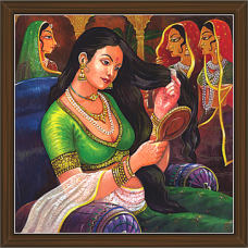 Rajasthani Paintings (RS-2687)