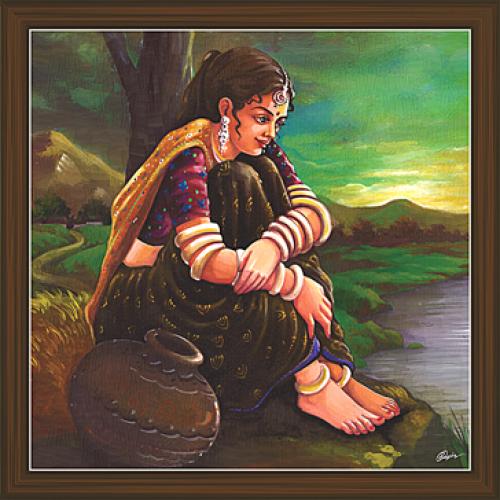 Rajasthani Paintings RS 2688