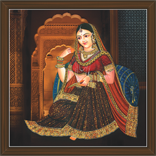 Rajasthani Paintings (RS-2689)