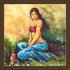 Rajasthani Paintings (RS-2690)