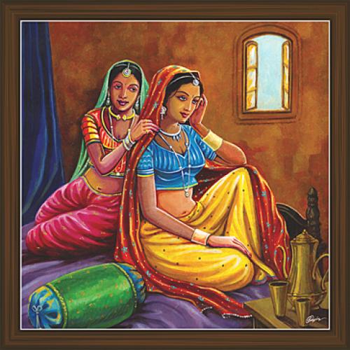 Rajasthani Paintings RS 2691