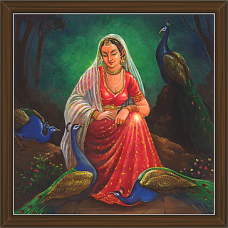 Rajasthani Paintings (RS-2694)