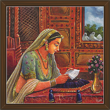 Rajasthani Paintings (RS-2696)
