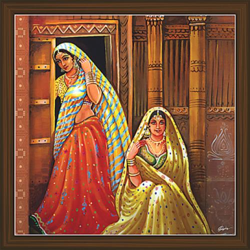 Rajasthani Paintings RS 2701