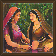 Rajasthani Paintings (RS-2703)
