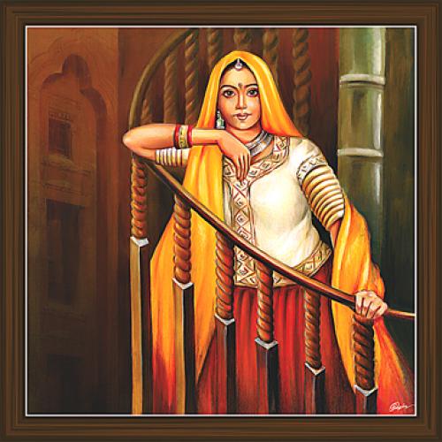Rajasthani Paintings RS 2705