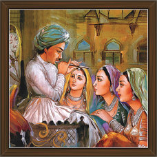 Rajasthani Paintings (RS-2721)