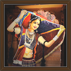 Rajasthani Paintings (RS-2754)