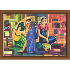 Rajsthani Paintings (R-9791)
