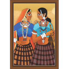 Rajsthani Paintings (R-9496)