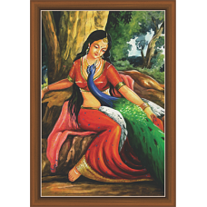 Rajsthani Paintings (R-9497)