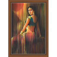 Rajsthani Paintings (R-9498)