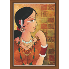 Rajsthani Paintings (R-9499)