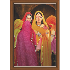 Rajsthani Paintings (R-9500)