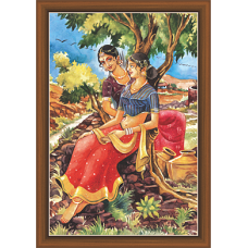 Rajsthani Paintings (R-9505)