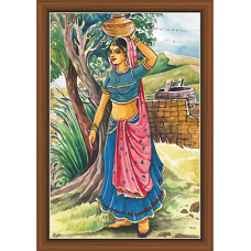 Rajsthani Paintings (R-9510)