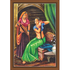 Rajsthani Paintings (R-9515)