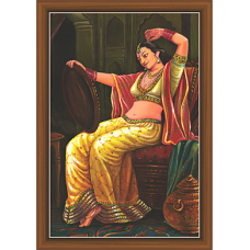 Rajsthani Paintings (R-9520)