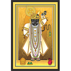Shrinathji Paintings (Shrinathji-01)