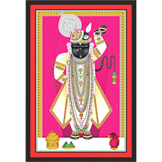 Shrinathji Paintings (Shrinarhji-02)