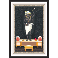 Shrinathji Paintings (Shrinathji-03)
