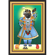 Shrinathji Paintings (Shrinathji-04)